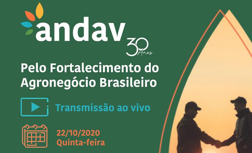 Andav 30 anos: Pelo Fortalecimento do Agronegócio Brasileiro