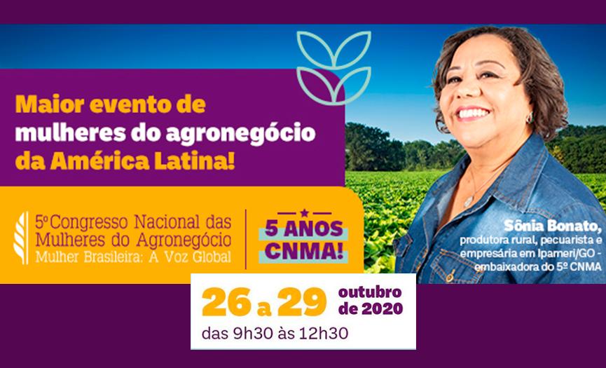 5º Congresso Nacional das Mulheres do Agronegócio