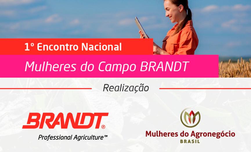 1º Encontro Nacional Mulheres do Campo Brandt