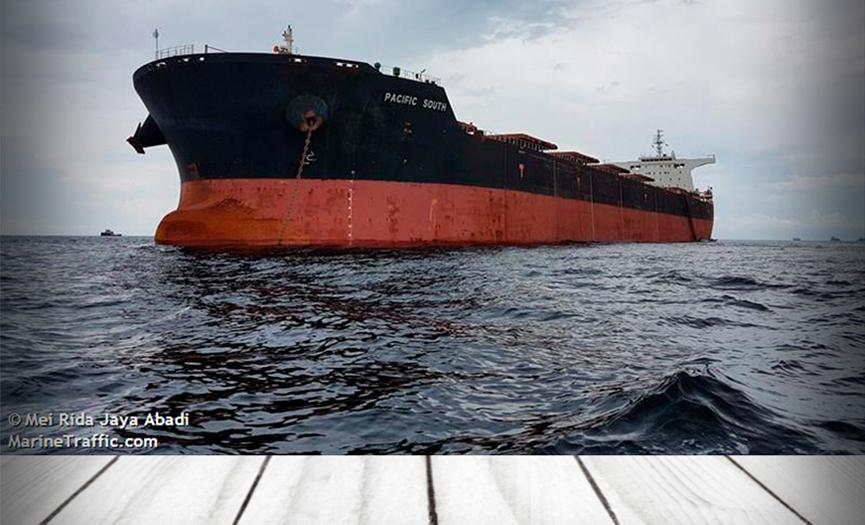 Navio Gigante no Brasil